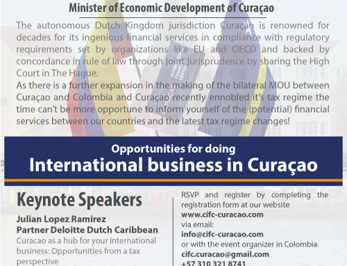 CIFC Breakfast Session Bogota 29th November