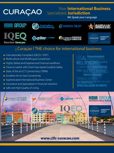 Curaçao, THE choice for international business