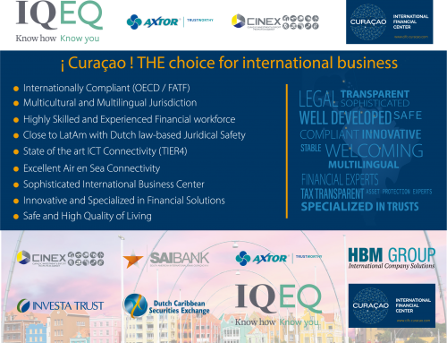 Curaçao THE choice for international business